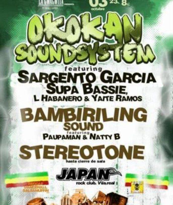 Concert d'Okokan