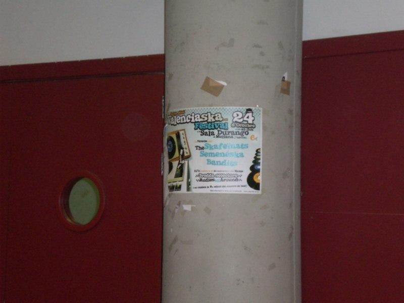 Cartells 2n València Ska Festival