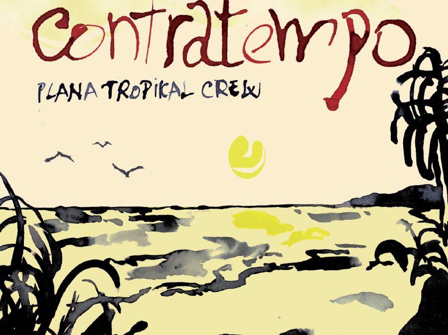 Contratempo al València Ska Festival presentant plana tropikal crew