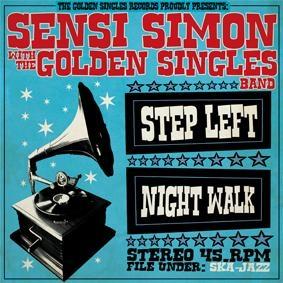 SENSI SIMON with THE GOLDEN SINGLES BAND