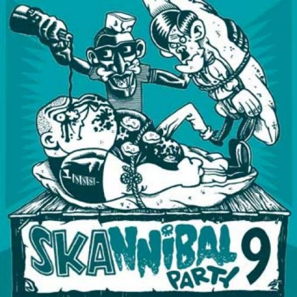 "Contratempo participa a ""Skannibal Party vol. 9"""