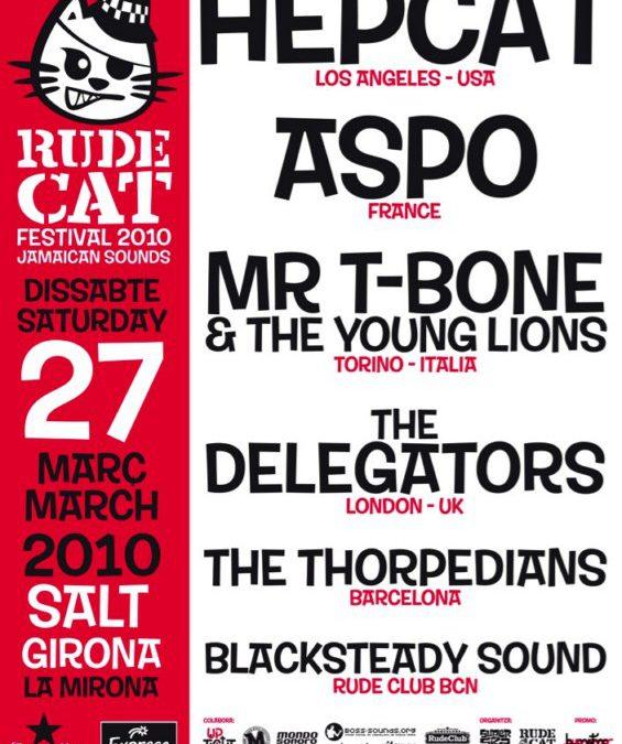 Rude Cat 2010!!