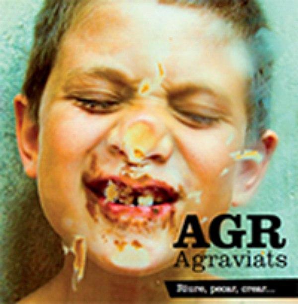 Nou disc de Agraviats: Riure, Pecar, Crear…