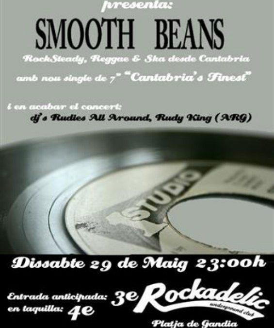 Smooth Beans a Gandia el 29 de Maig