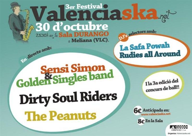 Tot el que necessites saber per al 3er València Ska Festival